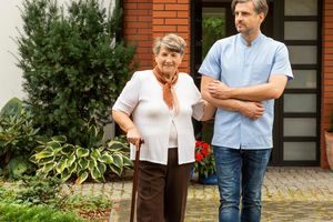 Home care with the support of neighbours and friends is considered a promising model in the Netherlands.