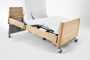 The Arena heavy duty bed has a safe working load of up to 350 kg.