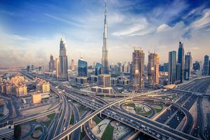 Dubai - a city of superlatives with the tallest building and the largest shopping mall in the world. Photo: Fotolia