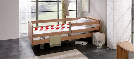 Stiegelmeyer recommends an annual visual and safety check of all beds.