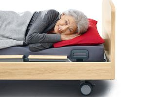 The Venta low-height bed