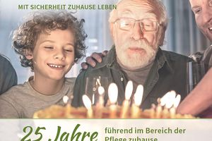 A quarter of a century of work, commitment and enthusiasm for homecare: Burmeier celebrates its anniversary.