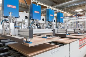 Over its 25 successful years, Stiegelmeyer Nordhausen has grown into an ultra-modern operation. Today, digitisation and automation are the focus of development.