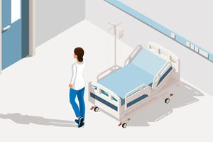 With the optional Out-of-Bed system, Stiegelmeyer beds can report the rise of a fall prone patient e.g. via the nurse call system. This information can of course also be displayed on the dashboard.