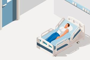 By setting the lowest bed position, the patient is protected from fall-related injuries without any deprivation of libery measures. The dashboard reports immediately when a bed leaves this position.
