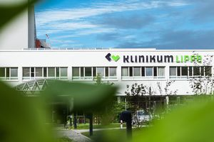 The Klinikum Lippe attaches great importance to reliable hygiene. Photo: Klinikum Lippe