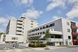 The Marienhospital owns 270 beds from Stiegelmeyer. Photo: Marienhospital