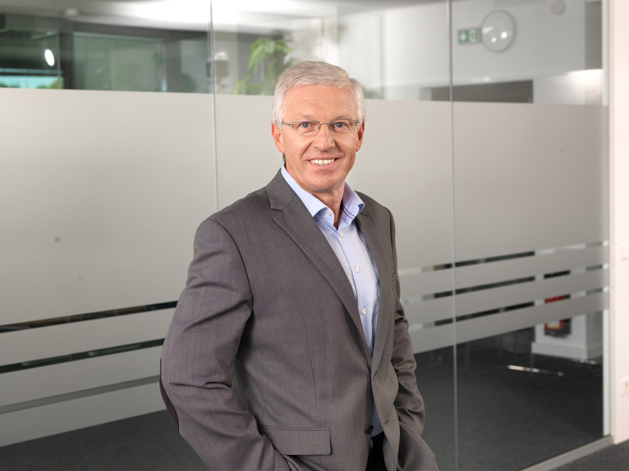 Managing Director Herbert Hoppe retired in 2017 after 16 successful years.